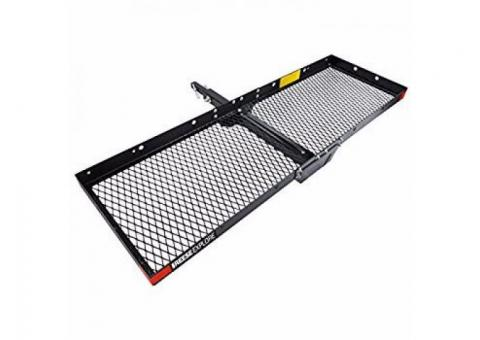 Reese Explore Steel Hitch Mount Cargo Tray