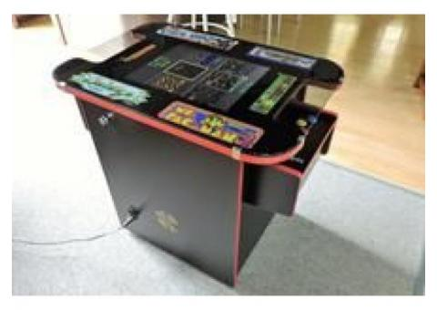 60 in 1 Pacman Cocktail Table Video Arcade Game